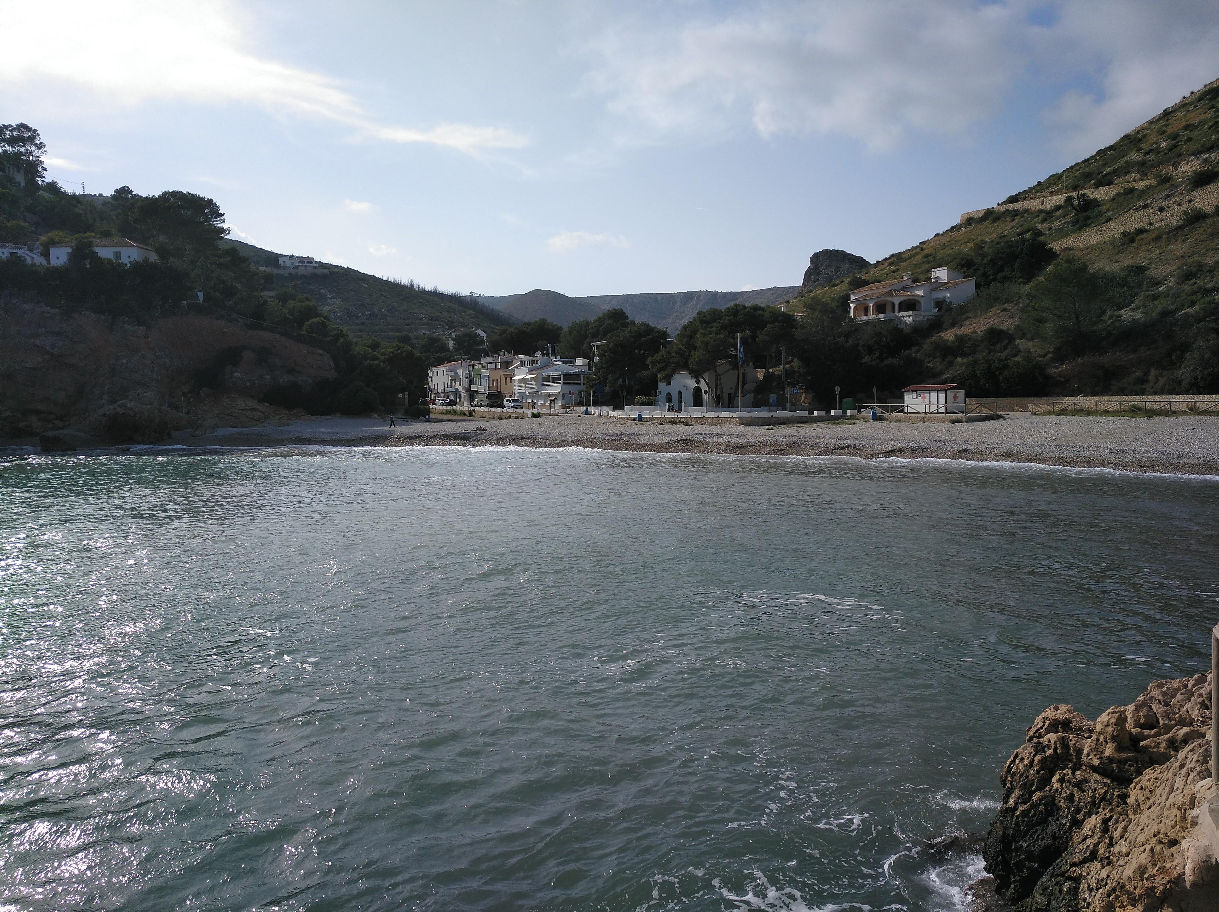 Granadella – Cap de la Nao – Plaja de Portitxol – Cap Prim