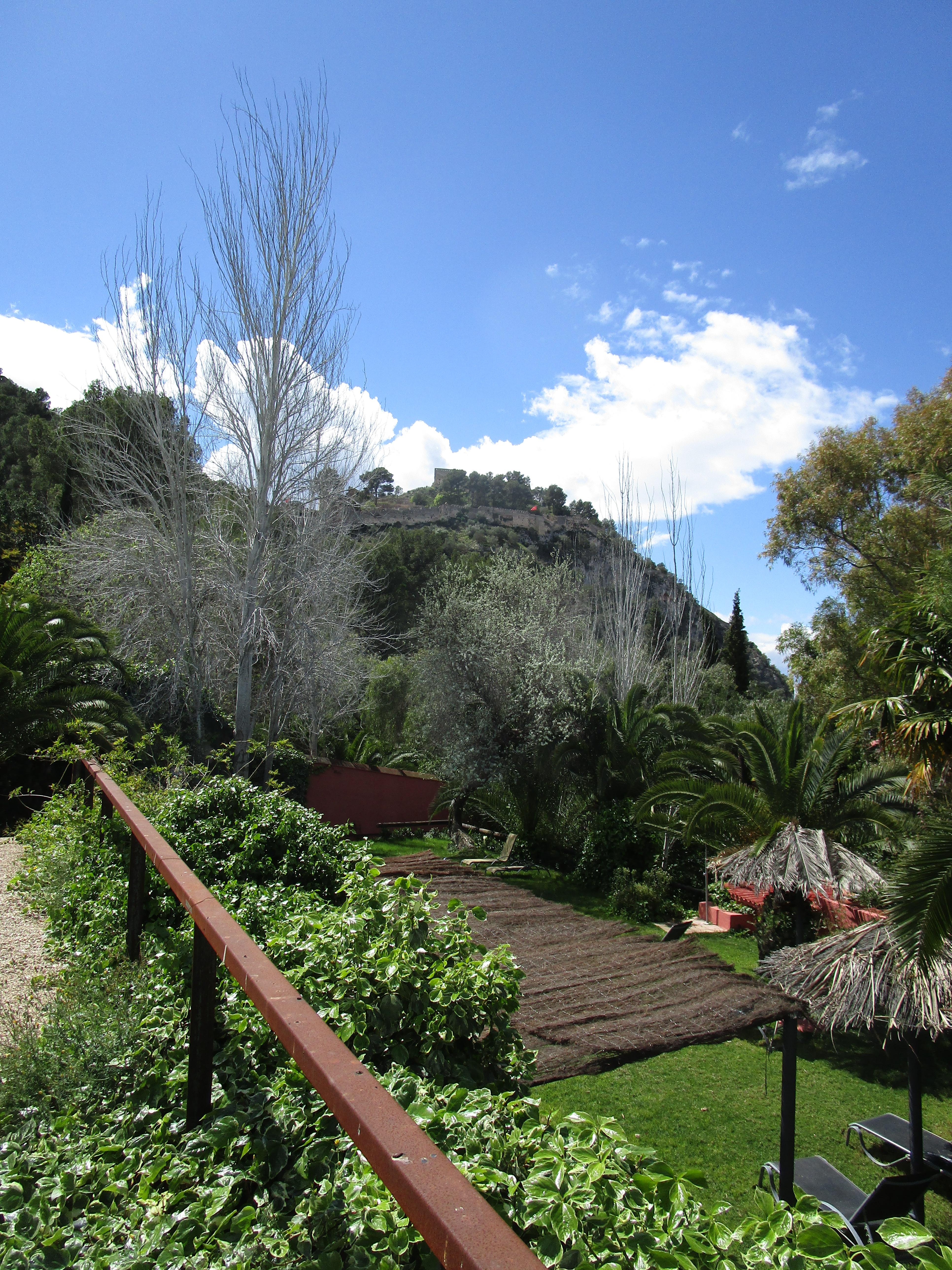 Xativa, le château et la ville
